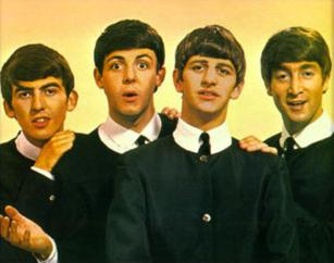 The Beatles With Short Hair I M Looking Through You